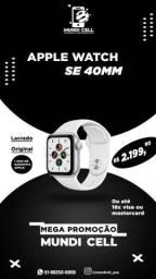 @mundicell_poa Apple Watch SE 40mm lacrado original um ano de garantia Apple