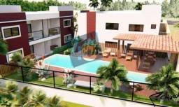 Sobrado com 3 dormitórios à venda, 89 m² por R$ 370.000,00 - Taperapuã - Porto Seguro/BA