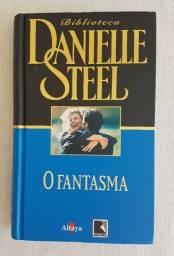 O Fantasma - Biblioteca Danielle Steel - Capa Dura