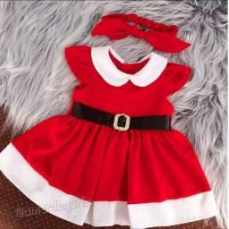Título do anúncio: Vestido Mamãe Noel