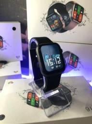Smart Watch HW16 Lançamento 2021 Faz e Recebe Ligações