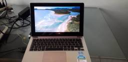 Asus Intel core i3 + tela touch + SSD