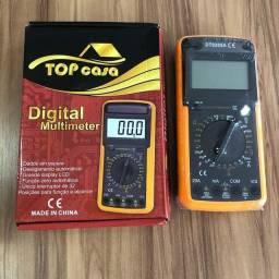 Multimetro Digital Gc-9205 C/ Capacimetro Profissional