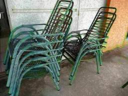 cadeira de fio adulto valor110reais cada valor promocional pr retirar no bairro tubalina