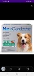 Título do anúncio: Nex gard para carrapato e pulgas