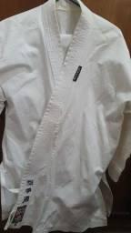 Kimono branco DOJO tam A-2