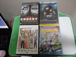 DVDs Variados Originais.
