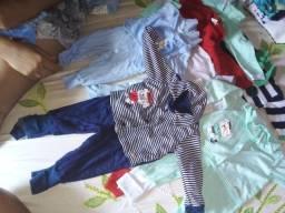 Lotinho de roupas novas e semi novas