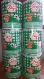 Encerrando Restaurante no bairro Medianera vendo : 06 latas de leite em pó Elegê R$ 72,00