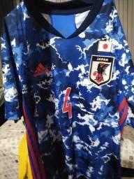 Camisa Japão - HONDA 4