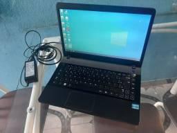 Notebook Samsung completo/ 8 GB de memoria/ 14 led / core i3