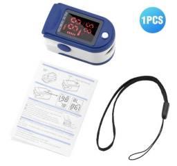 Oxímetro De Tela Digital Led _Com Display Medidor De Oxigênio De Sangue