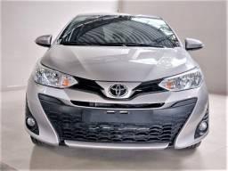 Yaris XL 1.3 Automático 2019 (7 Mil Km - Na Garantia) I 81 98222.7002 (CAIO)