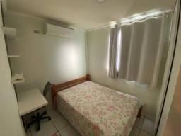 Lindo Apartamento Condomínio Residencial José Pedrossian com 3 Quartos Mobiliado