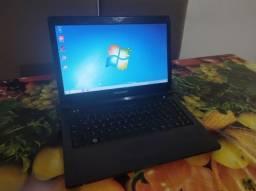 Notebook MegaWare MegaNote Dual Core 1Ghz Tela 14'' 6Gb RAM Hd 320gb Windows 7 Hdmi Dvd