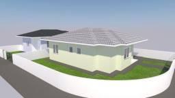Casa com 3 dormitórios à venda, 68 m² por R$ 295.000,00 - Vale Verde - Palhoça/SC