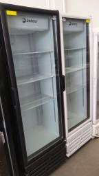 Título do anúncio: Expositor de bebidas refrigerado multiuso - 450L
