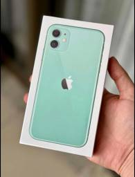 Iphone 11 verde lacrado