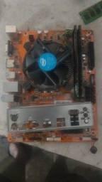 Kit upgrade intel corei5 7400
