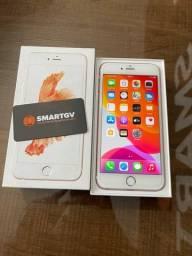 iPhone 6S  plus 128 gigas  tela original