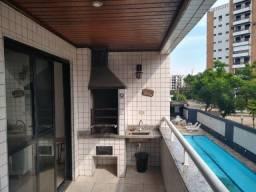 Título do anúncio: Apto 3 qtos, churrasqueira, piscina na praia da enseada Guaruja