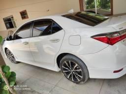 Toyota Corolla XRS ano 2018