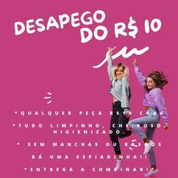 DESAPEGO do R$10
