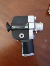 Fujica Single 8mm P300 Vintage Câmera De Cinema