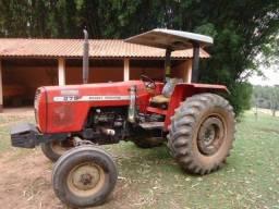 Título do anúncio: Trator agrícola Massey Ferguson 275