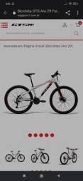 Vendo bike GTSM1 New Expert