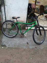 Bicicleta monarkrebaijada 300reias