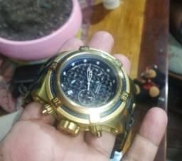 Relógio invicta e cordão