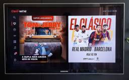 TV Samsung 40 polegadas perfeita