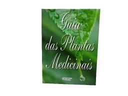 Livro - Guia das Plantas Medicinais - Usado