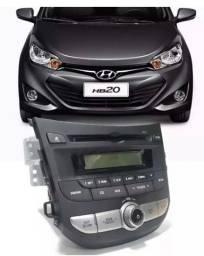 Rádio cd player hyundai HB 20