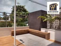 Apartamento com 3 dormitórios à venda, 80 m² por R$ 450.000 - Jardim Oceania - João Pessoa