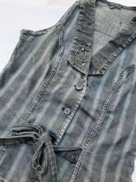 Colete jeans Ton âge G