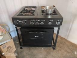 Título do anúncio: Fogão e forno