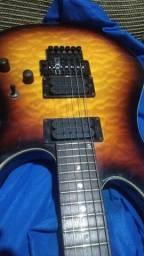 guitarra tagima super strato modelo floyd rose vulkam