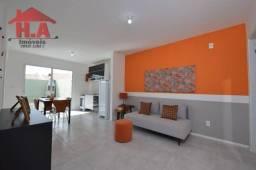 Casa com 2 dormitórios à venda, 68 m² por R$ 140.000 - Croata- São Gonçalo do Amarante/CE