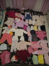 Lotinho de roupas menina