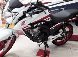 Honda Cg 160 Titan S Flex 2020