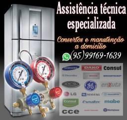 Título do anúncio: Conserto de geladeira