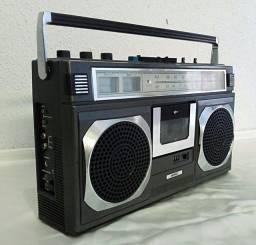 Rádio boombox Aiko
