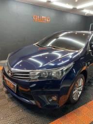 Título do anúncio: Toyota Corolla XEI 2016 em estado de zero