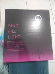 Ringlight grande , webcam , fones ...