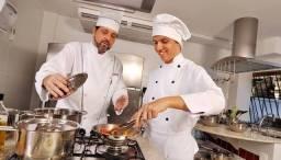Título do anúncio: Vaga cozinheiro (a)