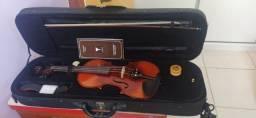 Título do anúncio: Violino Eagle VK 544 envelhecido
