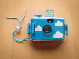 Título do anúncio: Câmera Analógica com Caixa Estanque