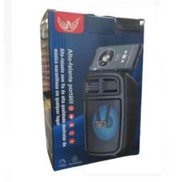 Caixa De Som Portátil Bluetooth Altomex Cx-7113